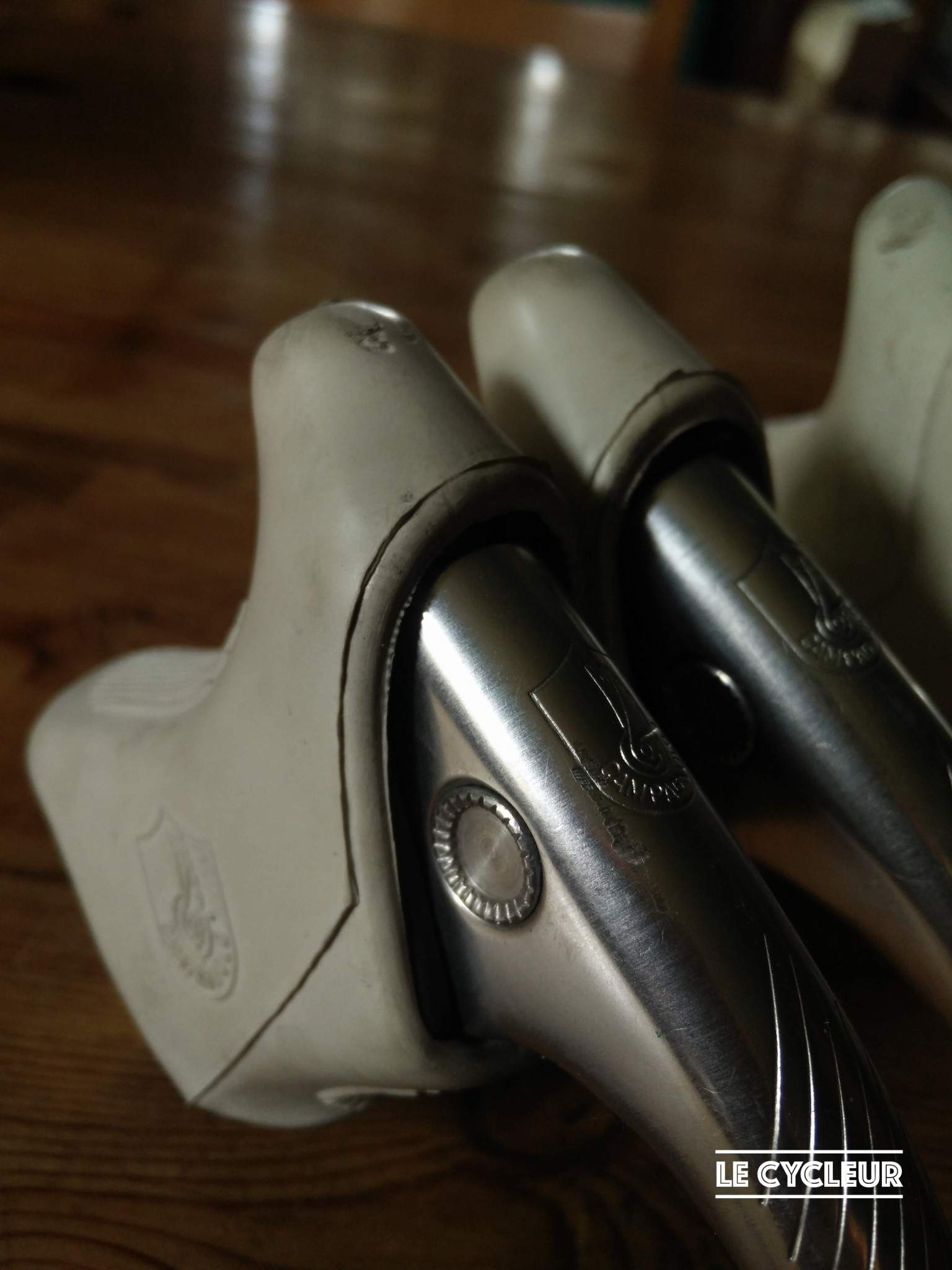 first gen Campagnolo C-Record brake levers