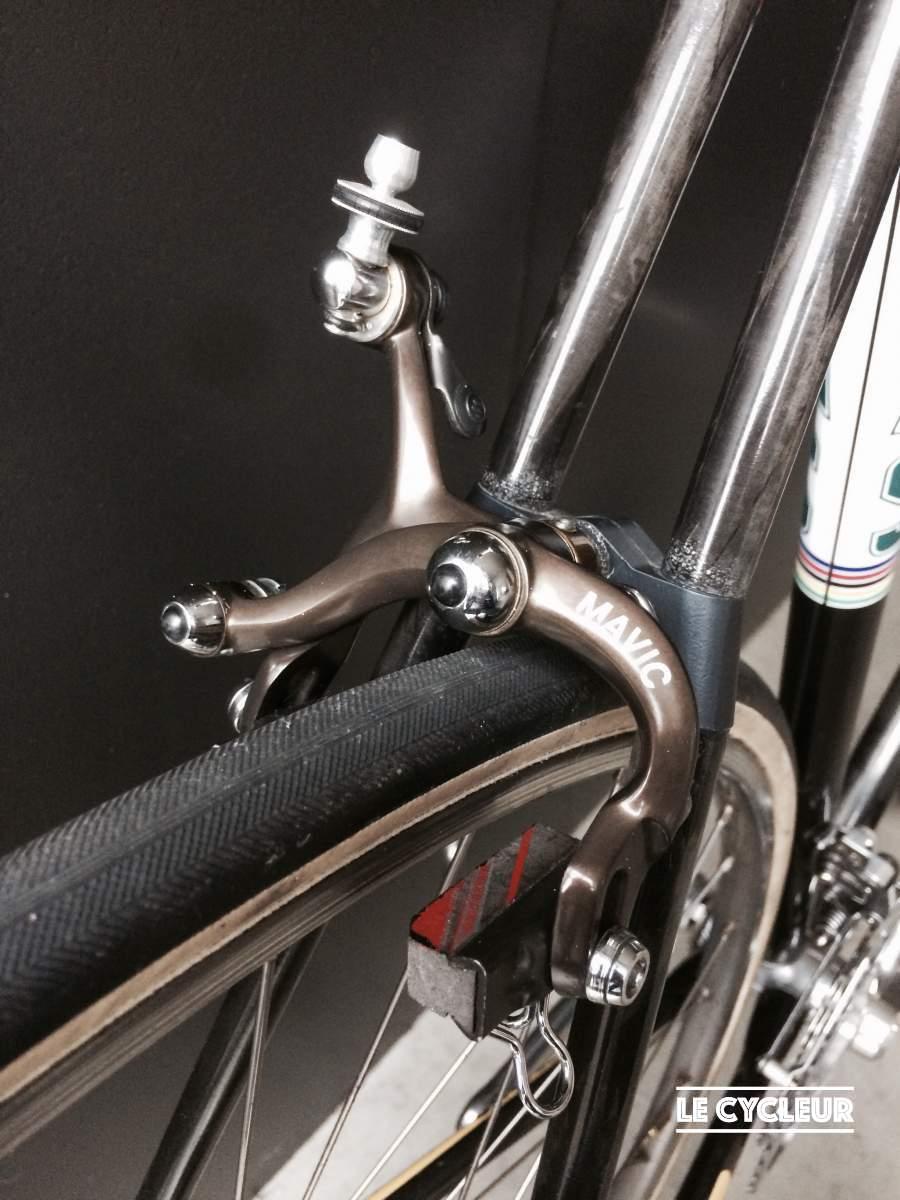 Mavic SSC brakes by Modolo