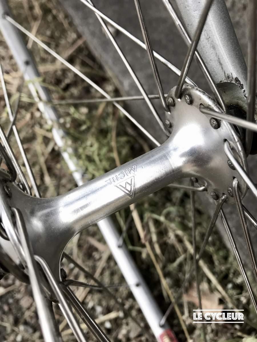Miche wheel hub